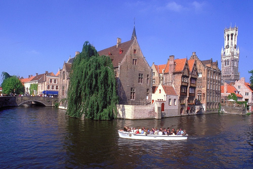 Brugges-canal